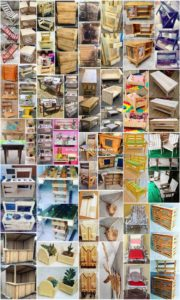 Astute Recycled Pallet Crafts That You Should Try