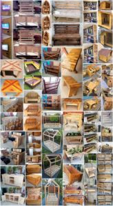 Outclass DIY Projects Made with Pallets