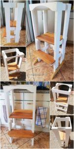 Pallet Table for Kitchen