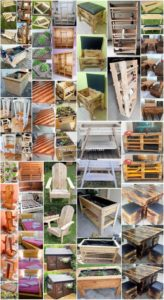 Superb DIY Wooden Pallet Projects and Plans