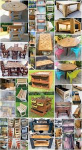 Dazzling DIY Recycled Shipping Pallet Projects