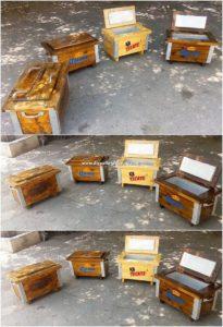 Pallet Cooler Boxes