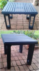 Pallet Wooden Table
