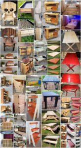 Spectacular Wood Shipping Pallet Reusing Ideas