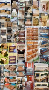 Creative Projects You Can Make with Old Pallets