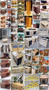 Excellent Wood Shipping Pallet Recycling Projects