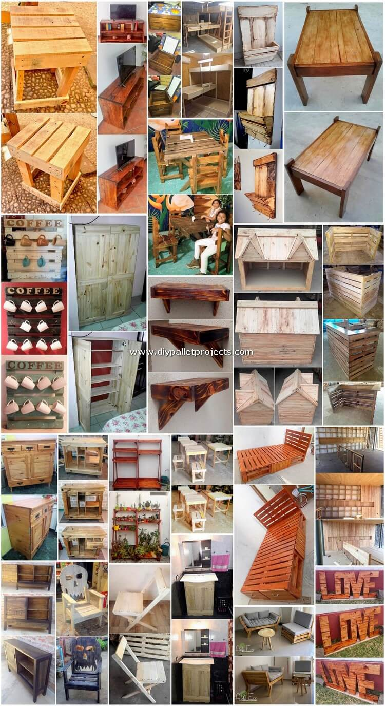 Tremendous DIY Wood Pallet Reusing Tips